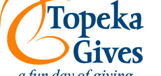 Topeka Gives logo